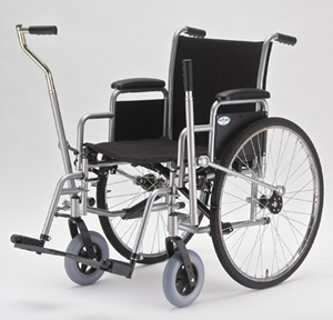 Кресло коляски с рычажным приводом